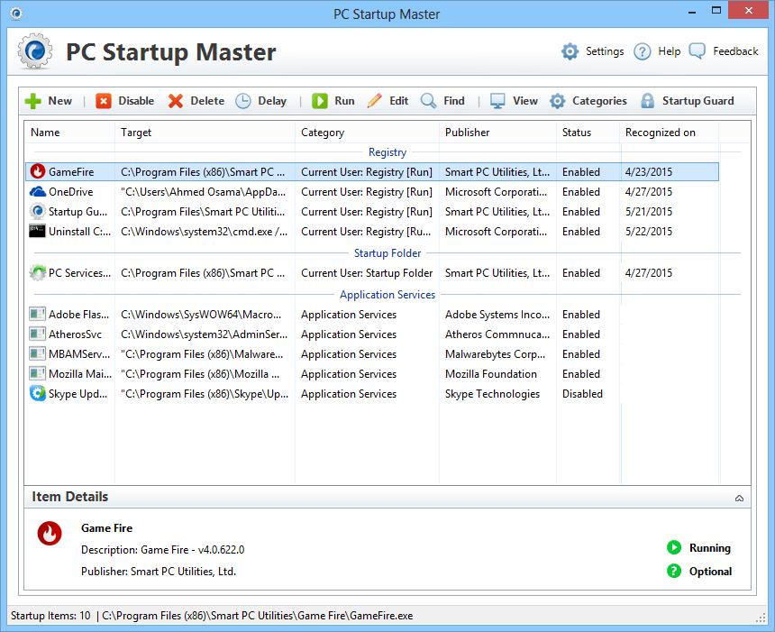 PC Startup Master Pro - 系统启动管理专家丨反斗限免
